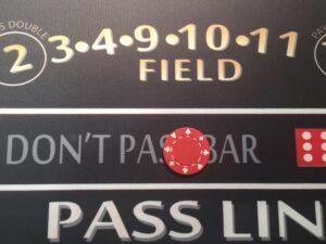 Don't Pass Bet